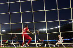 June 28, 2019 - Paris, France - Megan Rapinoe (Reign FC) of United States shooting to goal during the 2019 FIFA Women's World Cup France Quarter Final match between France and USA at Parc des Princes on June 28, 2019 in Paris, France. (Credit Image: © Jose Breton/NurPhoto via ZUMA Press)