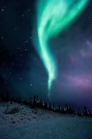 Northern Lights near Fairbanks, Alaska