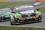 Jack Goff - RCIB Insrance with Fox Transport - Volkswagen CC during the British Touring Car Championship (BTCC) at  Brands Hatch, Fawkham, United Kingdom on 7 April 2019.