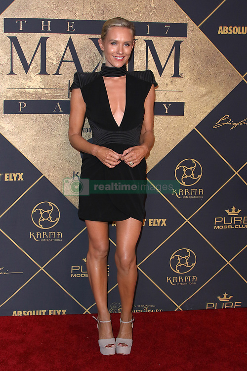 Ca The 2017 Maxim Hot 100 Party Arrivals Realtime Images
