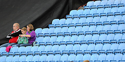 Bristol City fans arrive early to take their seat  - Photo mandatory by-line: Joe Meredith/JMP - Mobile: 07966 386802 - 18/10/2014 - SPORT - Football - Coventry - Ricoh Arena - Bristol City v Coventry City - Sky Bet League One