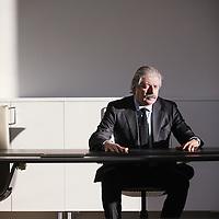 Nederland, Den Haag , 2 februari 2012..Europol (Officiële naam: European Police Office) is een multinationale onderzoeksorganisatie en het samenwerkingsverband van de politiediensten van de Europese Unie..De directeur van Europol wordt aangewezen door de Raad van de Europese Unie. De Duitse Max-Peter Ratzel was van februari 2005 tot 15 april 2009 directeur van Europol. Hij werd in deze functie bijgestaan door de Spaanse Mariano Simancas, de Franse Michel Quillé (zie foto) en Eugenio Orlandi uit Italië..Foto:Jean-Pierre Jans