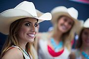 September 19, 2015: Tudor at Circuit of the Americas. COTA grid girls
