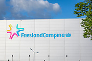 11-05-2020: Wolvega, Weststellingwerf - Gebouw met logo FrieslandCampina