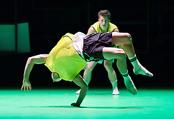 Home Turf <br /> produced by Sadler's Wells & West Ham United Foundation <br /> A dance production inspired by Football. <br /> rehearsal <br /> 23rd September 2016 <br /> at Sadler's Wells, London, Great Britain <br /> <br /> Choreographer by <br /> Pascal Merighi <br /> Michela Meazza<br /> Lee Griffiths <br /> Joseph Toonga <br /> <br /> Music by Murray Gold<br /> <br /> <br /> Ed Arnold and Sean Moss <br /> <br /> Photograph by Elliott Franks <br /> Image licensed to Elliott Franks Photography Services