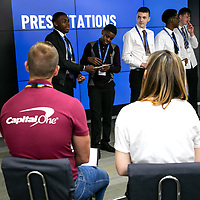 CapitalOne Yr 10 Event 1st July 2019