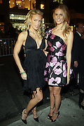 l to r: Heidi Alberston and Jill Henderson at The Life Project for Africa Benefit for the NJIA Health Center in Tanzania, Africa and held at Ben and Jack's Restaurant on November 10, 2009 in New York City