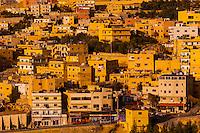 The city of Petra (Wadi Musa), Jordan.