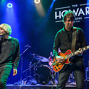 Tim Burgess and Mark Collins of The Charlatans performs at the Howard Theatre in Washington, D.C.