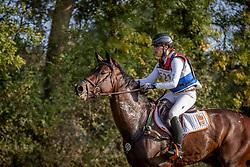 Blom Merel, NED, Lucky You 7<br /> Mondial du Lion - Le Lion d'Angers 2018<br /> © Hippo Foto - Dirk Caremans<br /> 20/10/2018