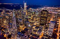 San Francisco Metropolis @ Twilight II