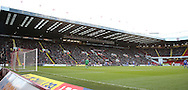 Main Stand full during the English League One match at Bramall Lane Stadium, Sheffield. Picture date: December 26th, 2016. Pic Simon Bellis/Sportimage