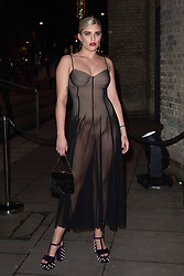 February 18, 2019 - London, New York, United Kingdom of Great Britain and Northern Ireland - Tigerlily Taylor arriving at the Fabulous Fund Fair at The Roundhouse on February 18 2019 in London, England  (Credit Image: © Famous/Ace Pictures via ZUMA Press)