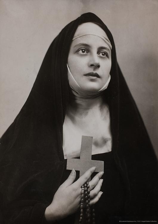 Malvina Longfellow (Carter), 1915