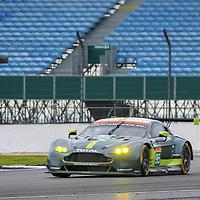 #95, Aston Martin Racing, Aston Martin Vantage, driven by  Marco Sorensen, Nicki Thiim, Richie Stanaway, FIA WEC 2017 6 Hours of Silverstone, Silverstone International Circuit, 14/04/2017,