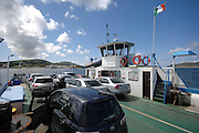 The Valentia Island ferry in South Kerry..Picture by Don MacMonagle