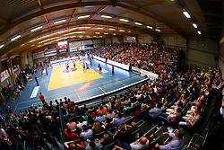20150501 BEL: Volley Behappy2 Asse-Lennik - Knack Roeselare, Zellik<br />Een overvolle Molenbos - Zellik<br />©2014-FotoHoogendoorn.nl / Pim Waslander
