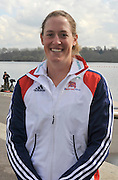Caversham, Great Britain. GBR W8+, Louisa REEVE. 2012 GB Rowing World Cup Team Announment Wednesday  04/04/2012  [Mandatory Credit; Peter Spurrier/Intersport-images]