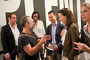 MATTHEW SLOTOVER, Opening of Miami Art Basel 2011, Miami Beach. 30 November 2011.