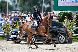 Blum Simone, GER, DSP Alice<br /> Grand Prix Rolex powered by Audi <br /> CSI5* Knokke 2019<br /> © Hippo Foto - Dirk Caremans<br /> Blum Simone, GER, DSP Alice