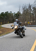 Chasing Dragons story for Road Runner Magazine riding in Oklahoma, Missouri and Arkansas