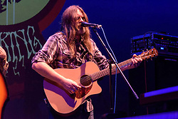 Mik Bondy with acoustically speaking opening for The Gracia Project. The Ridgefield Playhouse on June 27, 2015. opening for The Gracia Project. The Ridgefield Playhouse on June 27, 2015.