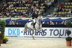 Thieme Andre, (GER), Conthendrix<br /> Champion von München<br />  Jumping München 2015<br /> © Hippo Foto - Stefan Lafrentz
