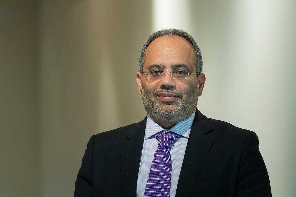 Carlos Lopez, Secrétaire Executif de la Commission Economique pour l'Afrique aux Nations Unies, Africa CEO Forum 2015