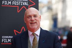 "Mark Adams(EIFF Artistic Director) on the red carpet at the Edinburgh International Film Festival world Premier of ""England is Mine"" at Edinburgh's Festival Theatre. Sunday, 2nd July, 2017(c) Brian Anderson | Edinburgh Elite media"