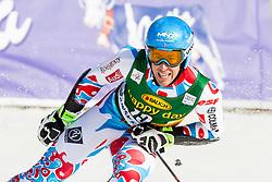 MUFFAT-JEANDET Victor of France during Men Giant Slalom race of FIS Alpine Ski World Cup 54th Vitranc Cup 2015, on March 14, 2015 in Kranjska Gora, Slovenia. Photo by Vid Ponikvar / Sportida