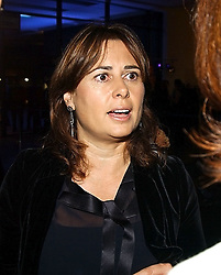 ALEXANDRA SHULMAN at the launch party for 'The London Look - Fashion From Street to Catwalk' held at the Museum of London, London Wall, Londom EC2 on 28th October 2004<br /><br />NON EXCLUSIVE - WORLD RIGHTS