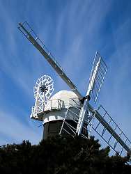 UK ENGLAND NORFOLK MUNDESLEY 30APR06 - Stow Mill on the outskirts of Cromer. The Mill was built as a flour mill in 1827 and shows the Dutch influence prevalent in Norfolk and East Anglia.<br /> <br /> jre/Photo by Jiri Rezac<br /> <br /> © Jiri Rezac 2006<br /> <br /> Contact: +44 (0) 7050 110 417<br /> Mobile:  +44 (0) 7801 337 683<br /> Office:  +44 (0) 20 8968 9635<br /> <br /> Email:   jiri@jirirezac.com<br /> Web:    www.jirirezac.com<br /> <br /> © All images Jiri Rezac 2006 - All rights reserved.
