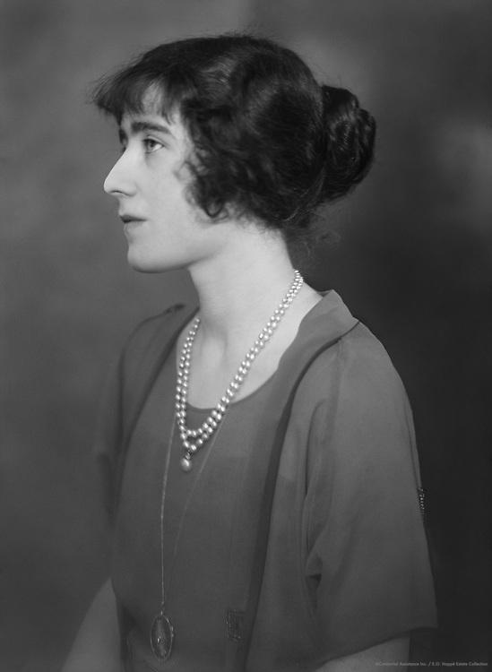 The Queen Mother, Lady Elizabeth Bowes Lyon [Queen Elizabeth, Queen consort of King George VI], England, UK, 1923