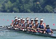 St Catherines, CANADA,  Women's Eight. USA W8+. Torrey FOLK , Amy FULLER , Sarah JONES , Katherine MALONEY , Amy Marie MARTIN , Elisabeth McCAGG , Linda MILLER , Monica TRANEL - MICHINI , Rajanya SHAH ©. 1999 World Rowing Championships - Martindale Pond, Ontario. 08.1999..[Mandatory Credit; Peter Spurrier/Intersport-images]   ...St Catherines, CANADA,  Women's Eight. USA W8+. Torrey FOLK , Amy FULLER , Sarah JONES , Katherine MALONEY , Amy Marie MARTIN , Elisabeth McCAGG , Linda MILLER , Monica TRANEL - MICHINI , Rajanya SHAH ©. 1999 World Rowing Championships - Martindale Pond, Ontario. 08.1999..[Mandatory Credit; Peter Spurrier/Intersport-images]   ... 1999 FISA. World Rowing Championships, St Catherines, CANADA