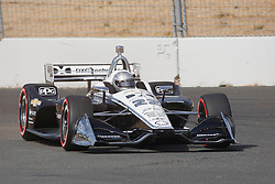 September 14, 2018 - Sonoma, CA, U.S. - SONOMA, CA - SEPTEMBER 14: Simon Pagenaud is seen during the afternon Verizon IndyCar Series practice for the Grand Prix of Sonoma on September 14, 2018, at Sonoma Raceway in Sonoma, CA. (Photo by Larry Placido/Icon Sportswire) (Credit Image: © Larry Placido/Icon SMI via ZUMA Press)