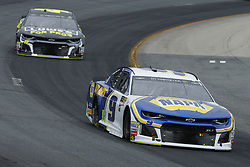 July 22, 2018 - Loudon, New Hampshire, United States of America - Chase Elliott (9) brings his car through the turns during the Foxwoods Resort Casino 301 at New Hampshire Motor Speedway in Loudon, New Hampshire. (Credit Image: © Chris Owens Asp Inc/ASP via ZUMA Wire)