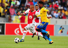 Ajax Cape Town v Sundowns - 9 Jan 2018