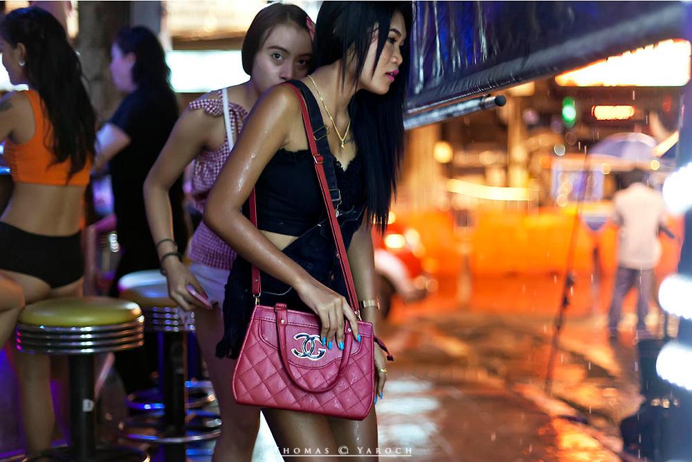 Bangla Walking Street, Patong, Phuket, Thailand
