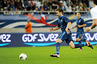FOOTBALL - FRIENDLY GAME 2012 - FRANCE v SERBIA - REIMS (FRANCE) - 31/05/2012 - PHOTO JEAN MARIE HERVIO / REGAMEDIA / DPPI - YOHAN CABAYE (FRA)