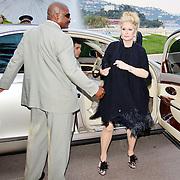 MON/Monte Carlo/20100512 - World Music Awards 2010, moeder Kathy Hilton