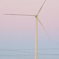 San Gorgonio Wind Farm, CA