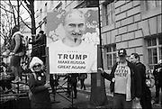CANDY APPLE; CARL APPLE,     , Womens's March on  Washington DC. 21 January 2017