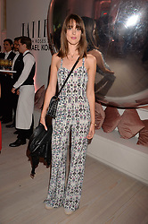 Chloe Herbert at the Tatler's English Roses 2017 party in association with Michael Kors held at the Saatchi Gallery, London England. 29 June 2017.<br /> Photo by Dominic O'Neill/SilverHub 0203 174 1069 sales@silverhubmedia.com