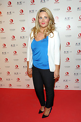 Launch of 'Lifetime'<br /> Rebecca Jane attends the launch of new entertainment channel 'Lifetime' at One Marylebone, London, United Kingdom. Tuesday, 29th October 2013. Picture by Chris Joseph / i-Images