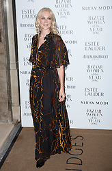 Joely Richardson attending the Harper's Bazaar Woman of the Year awards at Claridges in London. Picture date: Monday October 31, 2016. Photo credit should read: Isabel Infantes / EMPICS Entertainment.