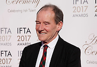 Director David Hayman at the 2017 IFTA Film & Drama Awards at the Round Room of the Mansion House, Dublin,  Ireland Saturday 8th April 2017.
