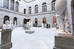 October 9, 2018 - Stockholm, Sweden - After five years of renovation and rebuilding, Nationalmuseum is reopen.....Nationalmuseum Ã¥teröppnar efter 5 Ã¥rs renovering...Stockholm 2018-10-09..(c) Johan Jeppsson / IBL BildbyrÃ¥..XPBE (Credit Image: © Johan Jeppsson/IBL via ZUMA Press)