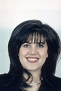 White House intern Monica Lewinsky in her undated passport photo in Washington, DC.