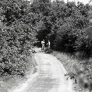 NLD/Naarden/19910809 - Lijk gevonden langs de A1 bij Naarden