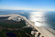 Nederland, Friesland, Terschelling, 07-05-2018; Noordvaarder (ook Noordsvaarder), zandplaat, inmiddels deel van eiland Terschelling. Voormalige militair oefenterrein, nu belangrijk natuurgebied en Staatsnatuurmonument.<br /> Noordsvaarder, sand bank, now part of the island of Terschelling. Former military training ground, now important nature reserve and State Nature Monument.<br /> luchtfoto (toeslag op standard tarieven);<br /> aerial photo (additional fee required);<br /> copyright foto/photo Siebe Swart